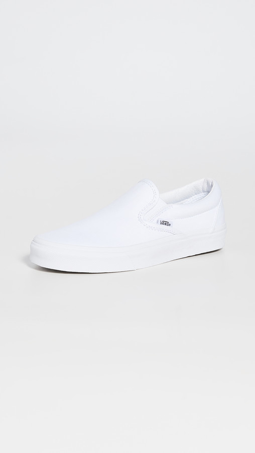 Vans White Women's Sneakers & Athletic | Shop the world's largest ...