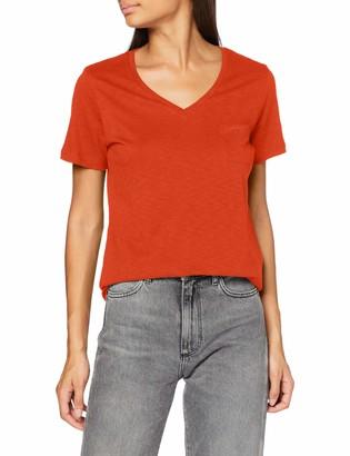 Superdry Women's Scripted V Neck Tee T-Shirt