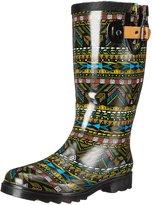 Chooka Women's Mystic Tribal Rain Boot
