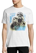 Junk Food Clothing Chewbacca Cotton Tee