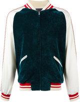 Laneus tiger bomber jacket