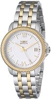 Invicta Women's 18070 Specialty Swiss Quartz Two-Tone Stainless Steel Watch