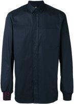 Oamc plain shirt - men - Cotton/Polyamide/Spandex/Elastane/Viscose - S