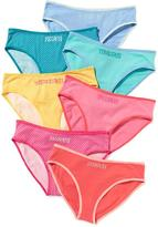 Old Navy 7-Pack Bikini Underwear for Girls