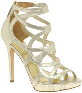 Guess Strappy Front Heeled Sandal