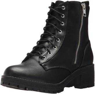 Fergie Fergalicious Women's Rocker Combat Boot