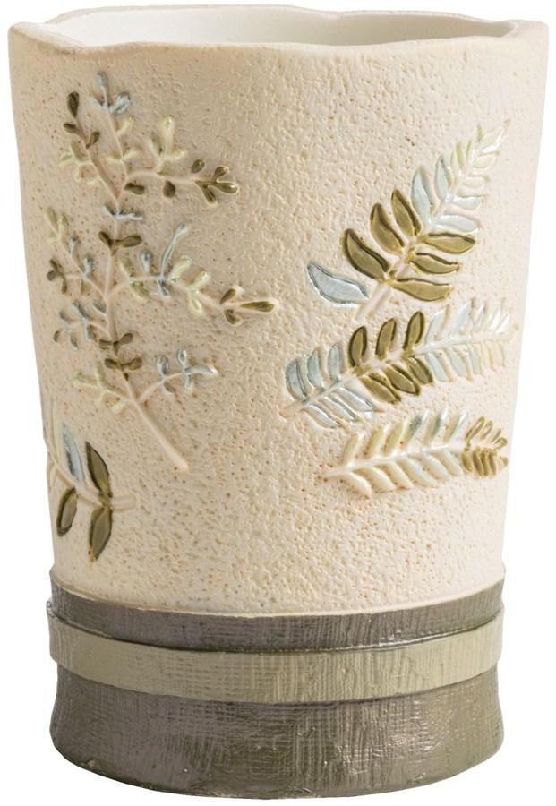 Avanti Linens Greenwood Collection Bathroom Tumbler/Cup