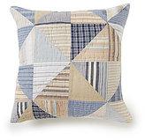 Daniel Cremieux Brenton Patchwork Square Pillow