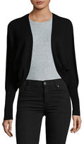 Lord & Taylor Open Front Cashmere Cardigan