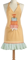 Celebrate Shop Celebrate Shop Sweet Treat Embroidered Adult Apron