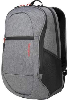 "Targus Commuter TSB89604US Carrying Case (Backpack) for 16"" Notebook - Gray - Water Resistant, Weather Resistant - Shoulder Strap, Chest Strap"
