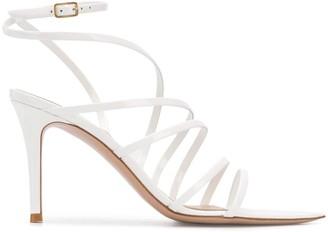 Gianvito Rossi Strappy Stiletto Sandals