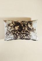 Karma Living A Dash of Dye Pillow