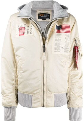 Alpha Industries Space Patch Jacket