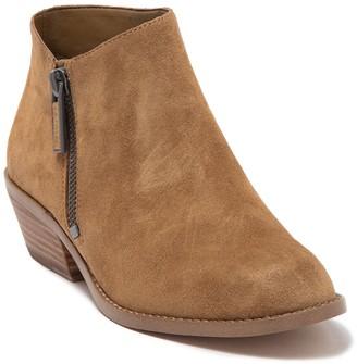 1 STATE Rosita Leather Block Heel Bootie