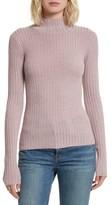 Rebecca Taylor Women's Rib Turtleneck Pullover
