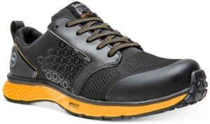 Timberland Men's Pro Reaxion Safety Toe Work Shoes Men's Shoes