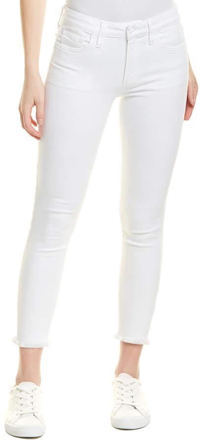 Joe's Jeans White Curvy Skinny Crop
