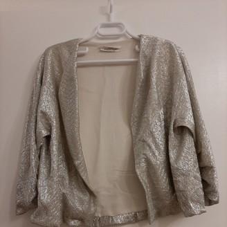 David Szeto \N Metallic Jacket for Women