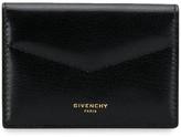 Givenchy snap closure wallet