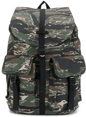 Herschel Nixon camouflage print backpack