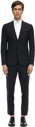 DSQUARED2 Paris Stretch Wool Blend Suit