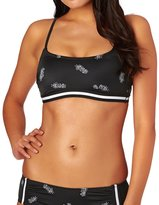 Roxy Summer Pacific Athletic Bikini Top