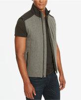Kenneth Cole New York Men's Colorblocked Zip-Front Vest