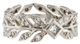 Cathy Waterman Platinum Diamond Band