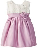 Dorissa Carol Satin Dress (Baby Girls)