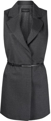 Fabiana Filippi Single-Breasted Tailored Gilet