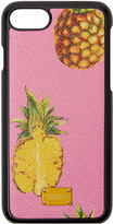 Dolce & Gabbana Pink Pineapple iPhone 7 Case