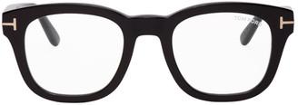 Tom Ford Black Classic Square Glasses
