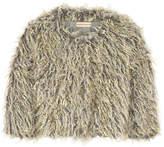 Anne Kurris Imitation wool coat Fury