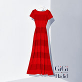 Tommy Hilfiger Viscose Maxi Dress Gigi Hadid