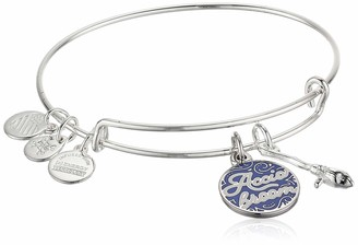 Alex and Ani Harry Potter Accio Duo Charm SS