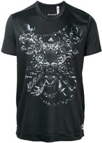 adidas tiger print T-shirt - men - Polyester - S