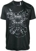 adidas tiger print T-shirt