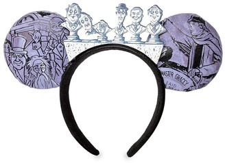 Disney The Haunted Mansion Graveyard Ear Headband for Adults