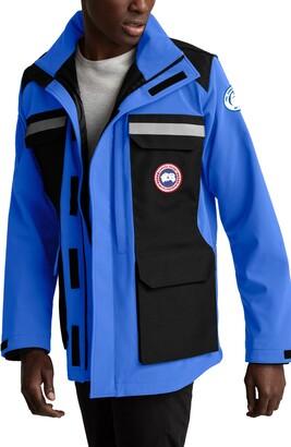 Canada Goose PBI Photojournalist Water Resistant Jacket