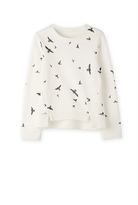 Country Road Bird Sweat Top