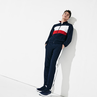 Lacoste Men's SPORT Color-Blocked Track Suit