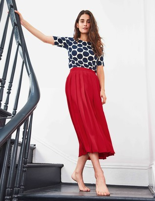 Musgrove Pleated Skirt