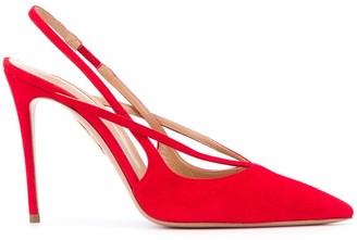 Aquazzura Soul 105mm pumps