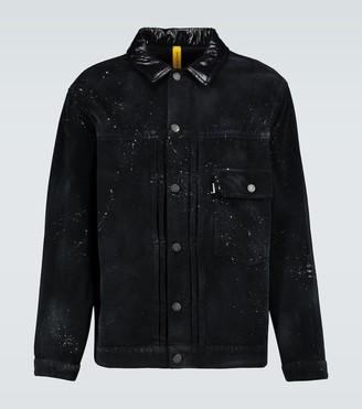 MONCLER GENIUS 7 MONCLER FRAGMENT Sal corduroy jacket