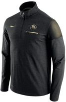 Nike Men's Colorado Buffaloes Elite Coaches Dri-FIT Pullover