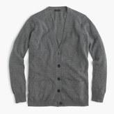 J.Crew Italian cashmere boyfriend cardigan sweater