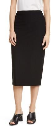 Eileen Fisher Slim Knit Skirt