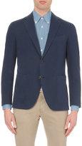 Boglioli Slim-fit 2-button Twill Jacket