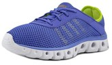 K-Swiss X Lite Athleisure Cmf Women Round Toe Synthetic Blue Tennis Shoe.